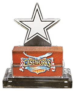 NFL Dallas Cowboys Business Card Holder in Gift Box by Caseworks