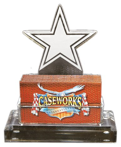 NFL Dallas Cowboys Business Card Holder in Gift Box