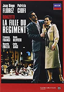Donizetti, Gaetano - La Fille Du Regiment [2 DVDs]