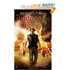 Undone Deeds (Connor Grey) by Mark Del Franco