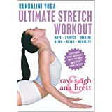 Kundalini Yoga Ultimate Stretch Workout With Ana Brett and Ravi Singh ~ Ana Brett & Ravi Singh