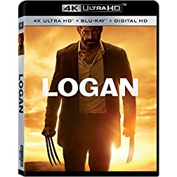 Logan [4K Ultra HD + Blu-ray]
