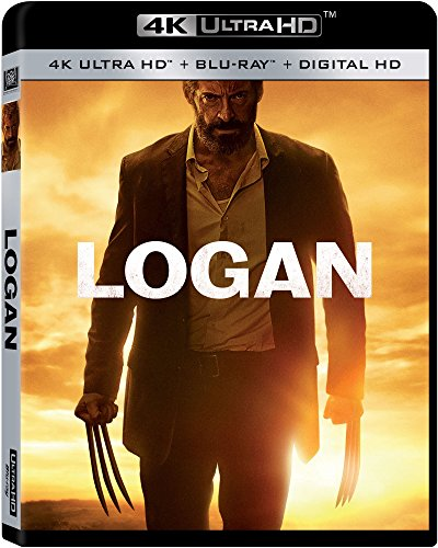 4K Blu-ray : Logan (With Blu-Ray, 4K Mastering, Boxed Set, Digitally Mastered in HD, 2 Pack)