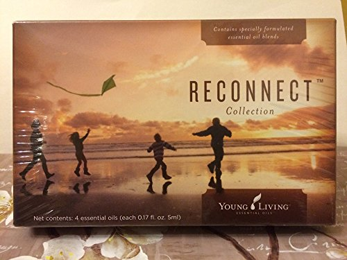 Young Living Reconnect Collection Essential Oils