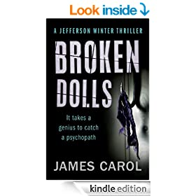 Broken Dolls (A Jefferson Winter Thriller)