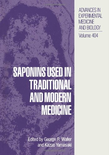 Saponins Used In Traditional And Modern Medicine (Advances In Experimental Medicine And Biology)