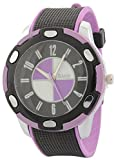 Sams Dreamzz Analogue Black Men's Watch-BMW_Purple
