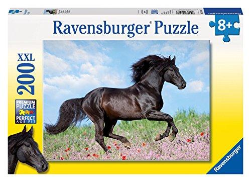Ravensburger Beautiful Horse Puzzle (200 Piece) - 1