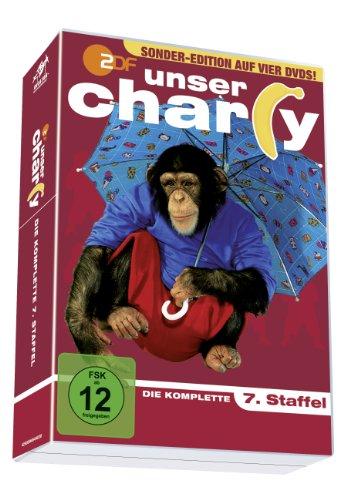 Unser Charly - Die komplette 7. Staffel [4 DVDs]
