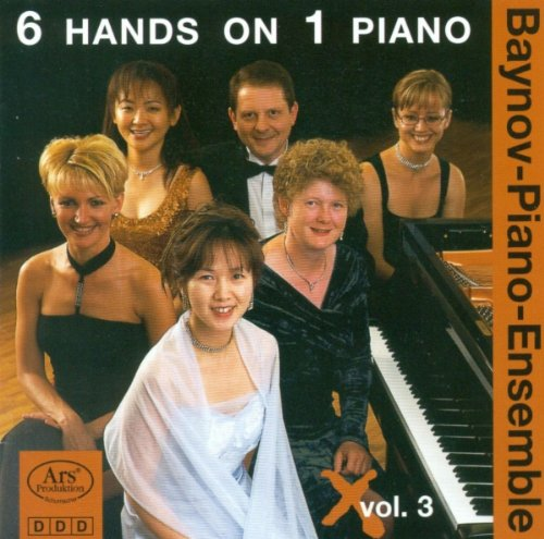Radetzky March, Op. 228 (arr. T. Baynov): Radetsky March, Op. 228 (arr. for piano 6 hands)