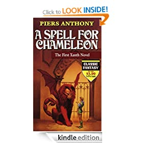 A Spell for Chameleon (Original Edition): Xanth Series, Book 1