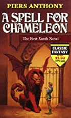 A Spell for Chameleon (Original Edition) (Xanth)