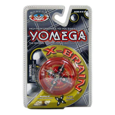 Yo-Yo, X-Brain - Buy Yo-Yo, X-Brain - Purchase Yo-Yo, X-Brain (Yomega, Toys & Games,Categories,Activities & Amusements,Yo-yos)