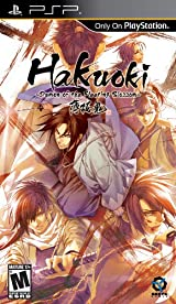 Hakuoki: Demon of the Fleeting Blossom - Sony PSP