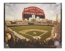 Chicago Cubs Glory 28 x 22 Canvas Wall Art