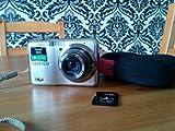 Fujifilm AX245W Silver Digital Camera