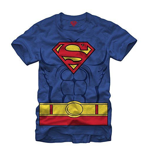 Superman Costume Mens Graphic T Shirt - Fifth Sun