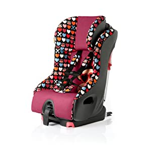 Clek Foonf 2013 Paul Frank Convertible Child Seat, Heart Shades