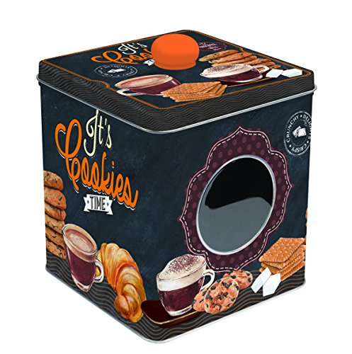 r2s-092icot-cookies-time-boite-metal-multicolore-13-x-13-x-15-cm