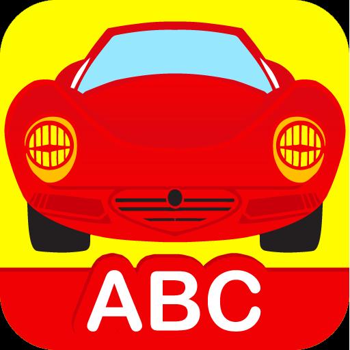 Abc Go Go Flash Cards front-136641