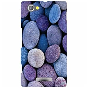 Sony Xperia M Back Cover - Pebbled Designer Cases