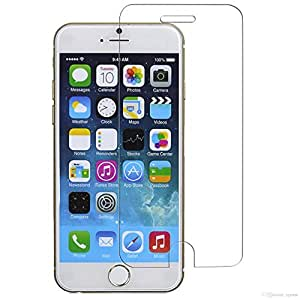 VJOY tempered glass screen guard for Apple iPhone 4 CDMA