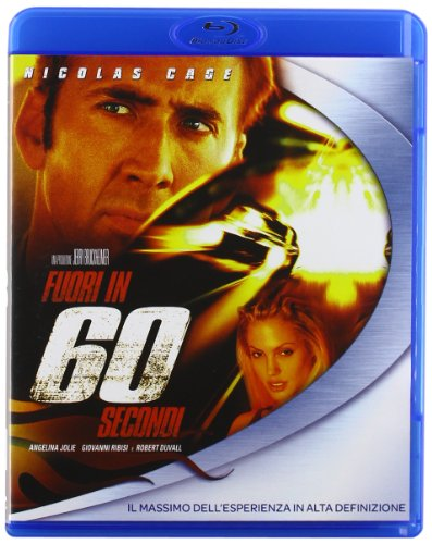 Fuori in 60 secondi [Blu-ray] [IT Import]