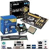 INTEL Core i5 4430 3.0Ghz, ASUS H81M-PLUS Motherboard & 4GB 1600Mhz DDR3 Crucial Ballistix Sport RAM Bundle