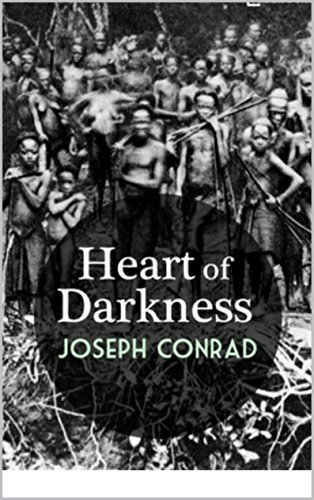the use of light to symbolize civilization in james conrads heart of darkness