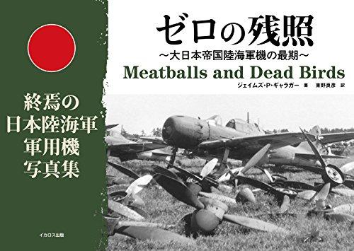 ゼロの残照~大日本帝国陸海軍機の最期~ (終焉の日本陸海軍軍用機写真集)