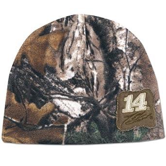 Tony Stewart NASCAR Realtree Camoflage Beanie Hat by Nascar