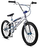 SE Bicycles PK Ripper Elite BMX Bicycle, High Polished Silver