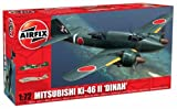 Airfix 1:72 Mitsubishi KI-46-II Dinah Aircraft Model Kit by Airfix