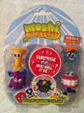 Moshi Monsters: Moshlings Series 4 Figure set F