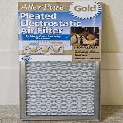 5 Allergy Free Aller Pure Gold Permanent Furnace Filter