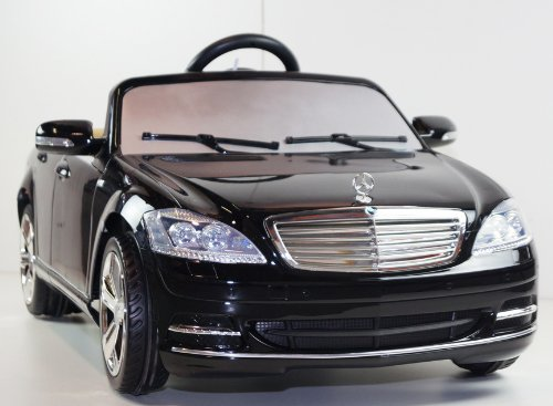 New New Technology Programing Remote Controlled Electric Licensed Mercedes Benz Ride-On Car Lights