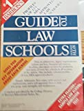 img - for Barrons Guide to Law Schools book / textbook / text book