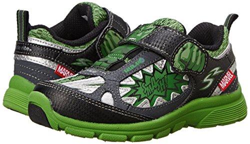 Stride Rite Marvel Avengers Hulk Light Up Athletic Shoe