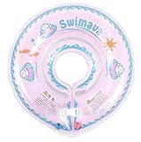 スイマーバ Swimava 【日本正規品】うきわ首リング (ピンク) SW120PK ランキングお取り寄せ