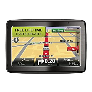 TomTom VIA 1535T
