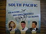 Signed Brand New copy of South Pacific in Concert from Carnegie Hall. This CD was Autographed by Brian Stokes Mitchell (who Inscribed his Signautre)Conrad John Schuck , Jason Danieley , Tony Yazbeck , Alexander Gemignani , Nancy Anderson , Colleen Fitzpatrick & &J.D. Webster after a show In NY.