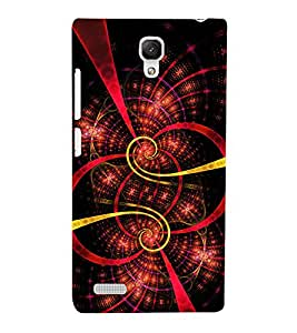 Animated Design 3D Hard Polycarbonate Designer Back Case Cover for Xiaomi Redmi Note :: Xiaomi Redmi Note 4G