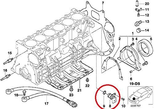 Standard Motor Products PC479 Crankshaft Sensor