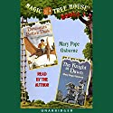 Magic Tree House: Books 1-2 Audiobook by Mary Pope Osborne Narrated by Mary Pope Osborne