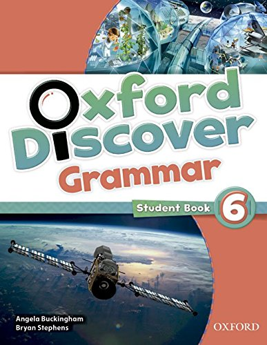 Oxford Discover Grammar 6: Student's Book
