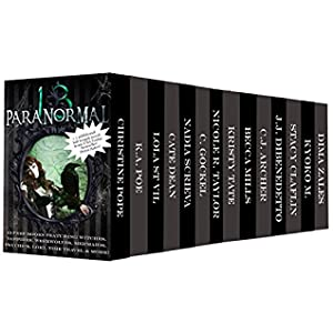 The Paranormal 13 (13 free books featuring witches, vampires, werewolves, mermaids, psychics, Loki, time travel and more!): Boxed Set Including a 14th free novel!