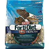 Kaytee Forti Diet Pro Health Food for Mouse and Pet Rats, 3-Pound