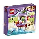 Lego Friends - 41028 - Jeu De Construction - Le Poste De Sauvetage d'Emma