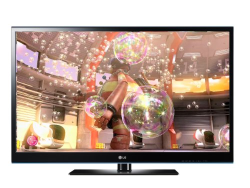LG 50PK590 50-inch Widescreen Full HD 1080p 600Hz Plasma Internet TV with Freeview HD