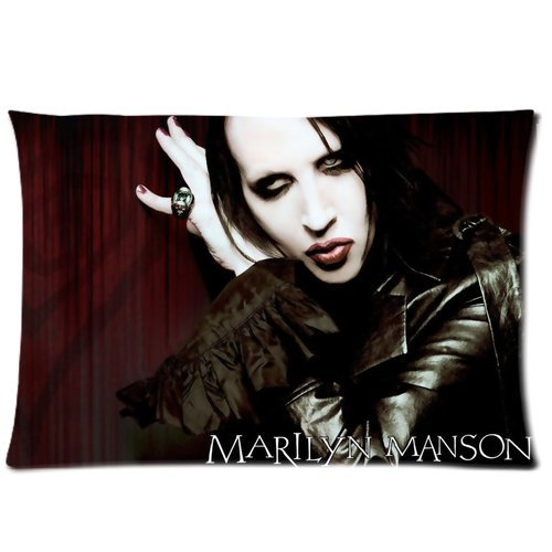 1-x-marilyn-manson-custom-pillowcase-standard-size-20x30-pwc-924
